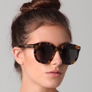 •Karen Walker• 'Super Duper Strength' Sunglasses
